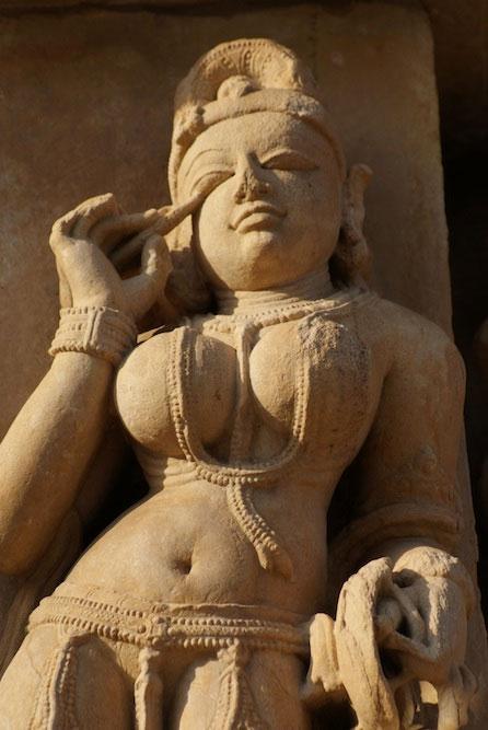 india khajuraho carving
